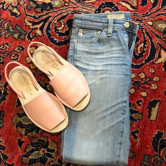 Ag Adriano Goldschmied Denim - The Stevie Ankle